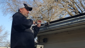 Gutter Repair Leavenworth