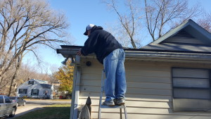 Gutter Repair Kansas City